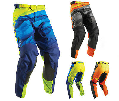 Thor Crosshose Pulse Velow MX Hose Motocross Enduro MX Cross