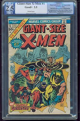 Giant Size X-Men #1 (1975) PGX Graded 2.5 ~ 1st New X-men ~ Gil Kane ~ Not CGC