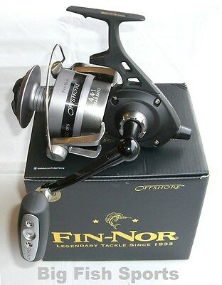 FIN-NOR OFFSHORE 6500A Spinning Reel #OFS6500A FREE USA SHIP! NEW! 4.4:1 Ratio