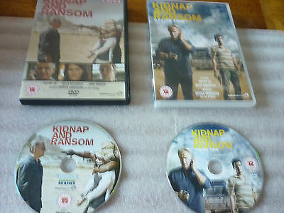 Kidnap and Ransom - Series 1 + 2 - Complete (DVD, 2012)