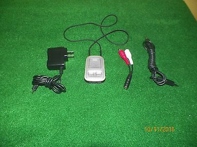 Phonak ComPilot Bluetooth TV Link N15398 Hearing Aid Device