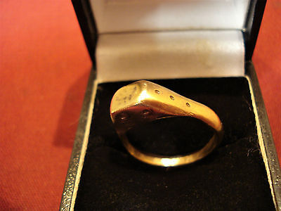 Genuine Ancient Roman Stirrup Ring--Detector Find
