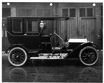 1911 Hudson Model 33 Coupe Brougham ORIGINAL Factory Photo oad5594-9UAFYO