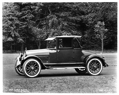 1920 Hudson Special Runabout Landau ORIGINAL Factory Photo oad5663-38SVRY