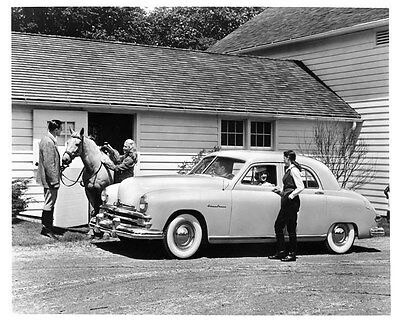 1949 Kaiser Frazer Deluxe ORIGINAL Factory Photo oad6518-OYC3CT