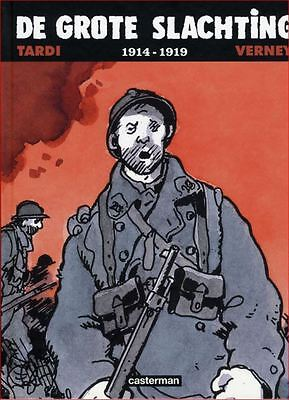 Grote slachting - 1914-1919.                Hardcover!