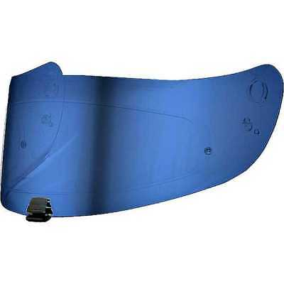 New HJC RPHA-10(HJ-20) Pinlock Ready Helmet Shield, RST Mirror Blue,