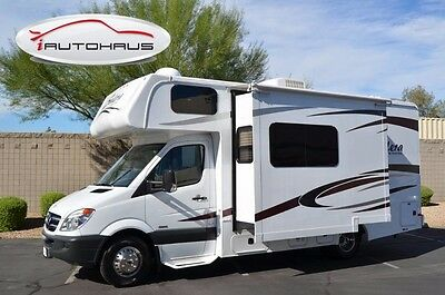 2013 Mercedes-Benz Sprinter Base Cab & Chassis 2-Door Class C RV Turbo Diesel Financing Available same as 2014 2015 2016