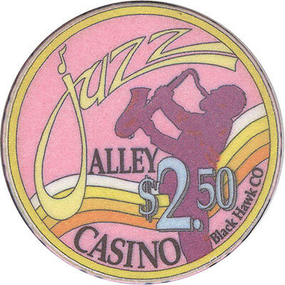 Jazz Alley Casino - $2.50 Casino Chip