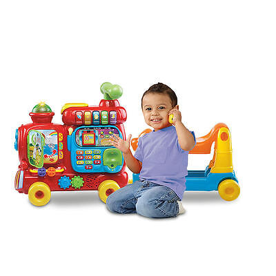 Vtech Sit-to-stand Ultimate Alphabet Train  BRAND NEW SEALED