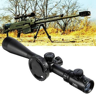 10-40x50ESF IR SWAT Extreme Tactical Rifle Scope For Gunting Gun With 11mm Mount