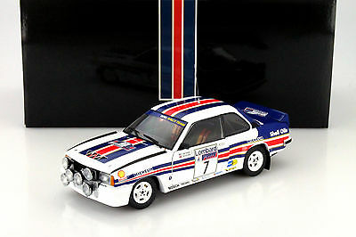 Opel Ascona 400 #7 3rd RAC Rallye 1982 Toivonen, Gallagher 1:18 SunStar