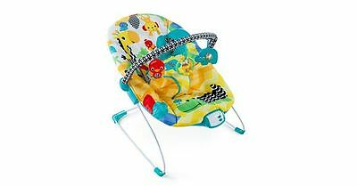NEW Baby Bouncer Bright Starts Mul Icon