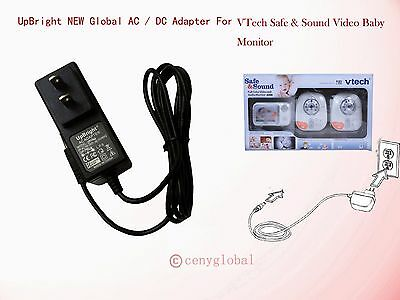 AC Adapter For VTECH VM321 VM321-2 Baby Monitor Power Supply Charger PARENT unit