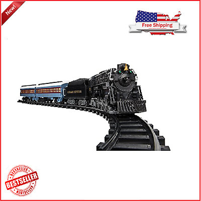 Lionel Polar Express Ready to Play Train Set Model Scale Track RC Remote Control