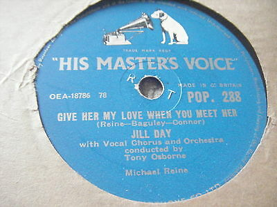 Jill Day*give Her My Love When You Meet Her/i Dreamws *ex