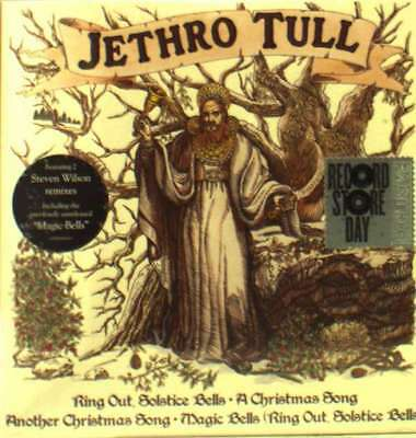 """Jethro Tull - Ring Out, Solstice Bells NEW 7"""""""