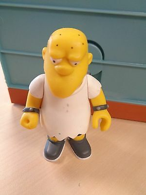 Playmates 2002 Collectable The Simpsons Interactive Kearney Zzyzwicz Figure
