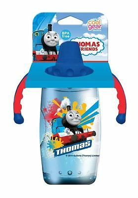Spearmark Children Kids Thomas Thrills-n-Spills Drinks Bottle Blue