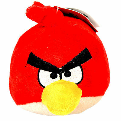 Angry Birds Der Film Red Bird Rot In 12 Cm 5 Inch 1A Top Quality Stuffed
