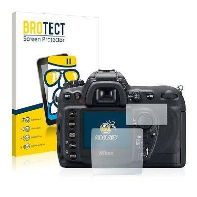 Nikon D200 Glass Film Screen Protector Protection