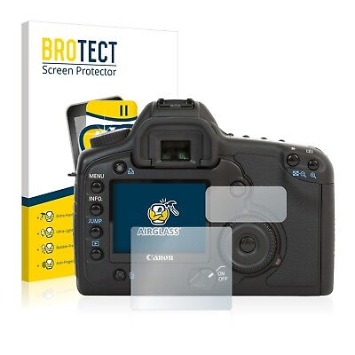 Canon EOS 5D Glass Film Screen Protector Protection