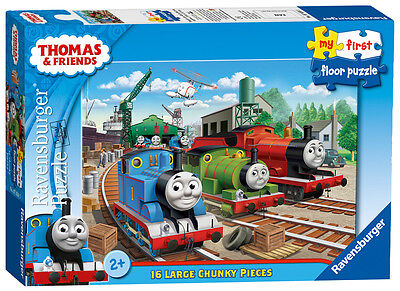 07050 Ravensburger Thomas&Friends My First Floor Puzzle 16pc [Childrens Jigsaw]