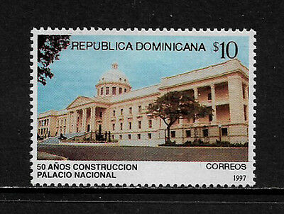 Dominican Rep #1268 Mint Never Hinged Stamp - National Palace