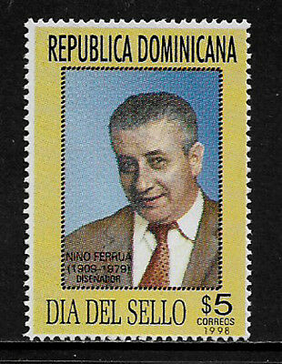 Dominican Rep #1286 Mint Never Hinged Stamp - Stamp Day