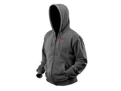 Milwaukee 4933451274 12v Heated Hoody Bare Unit Grey Large