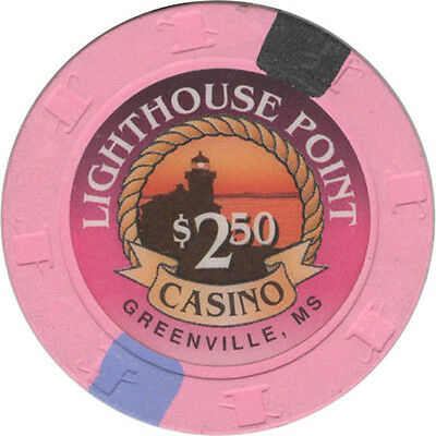 Lighthouse Point Casino - $2.50 Casino Chip