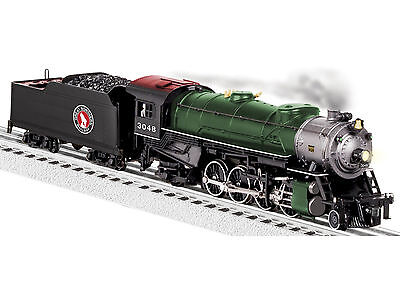 Lionel #81192 Great Northern Legacy Mikado Steam Engine Locomotive Train O Scale