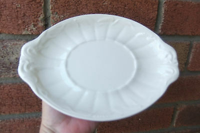Ironstone Royal Staffordshire Pottery Wilkinson England-Gravy Boat Base-Wheat ♡
