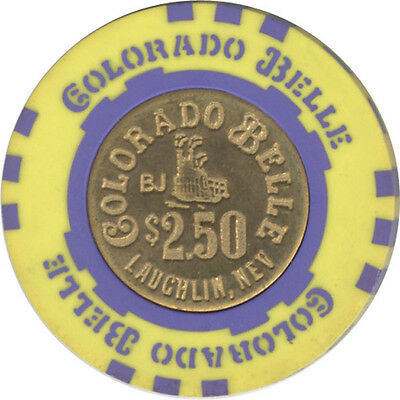 Colorado Belle Casino - $2.50 Casino Chip