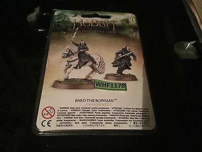 Warhammer The Hobbit - Whf1178 Bard The Bowman Unmade In Blister
