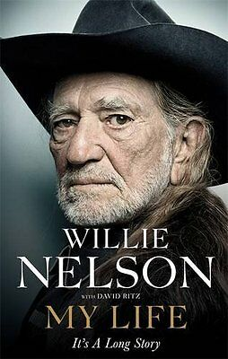 My Life: It's a Long Story, Nelson, Willie, New condition, Book