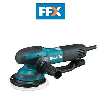 Makita BO6050J/1 110v 150mm Random Orbit Sander