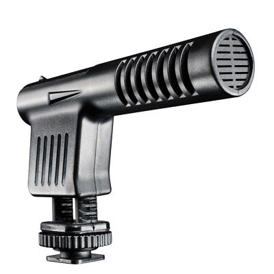 walimex pro Directional Microphone DSLR/Camcorder, Condenser Microphone