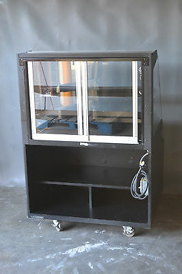Used Structural Concepts WG3855 Dry Display Case, Excellent Free Shipping!!!