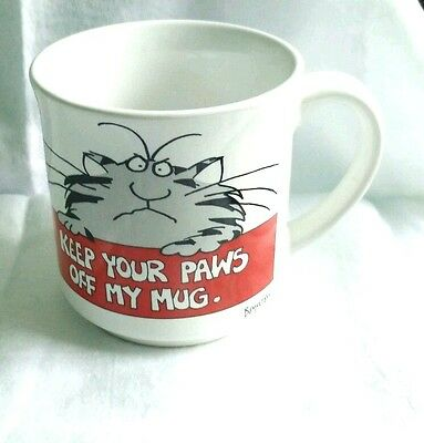Sandra Boynton Keep Your Paws Off My Mug Coffee Mug / Cup