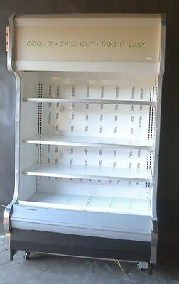 Used Hill Phoenix ONUA4 Self-Contained Cold Display Case, Free Shipping!!!