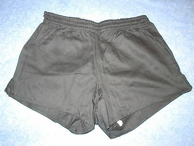"Fine true vintage  short cotton PT shorts by Tragl Textil, Size D5, 32""3"