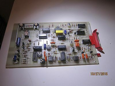 10 x PCBs each with 12 IC's in sockets new mainly CMOS