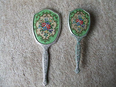 Vintage vanity Dressing Table Set - Brush and comb