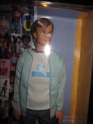 Toys R Us  Exclu New Look Ken I'm Back After Breaking Up With Barbie Nrfb!!!!!