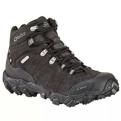 Oboz B-dry Waterproof Mens Hiking Boots - Worn 3 Days - Size 10