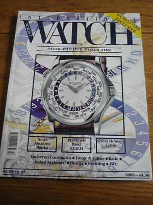 International Wrist Watch Magazine, Issue 57