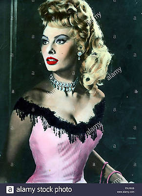 16mm Feature HELLER IN PINK TIGHTS-1960. Sophia Loren, Anthony Quinn western.