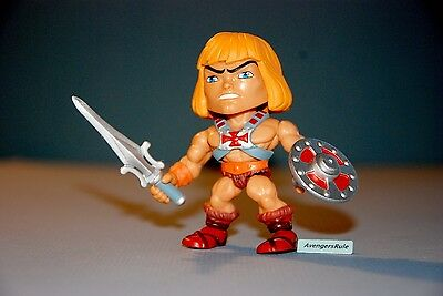 Masters Of The Universe The Loyal Subjects Vinyls He-Man 2/16