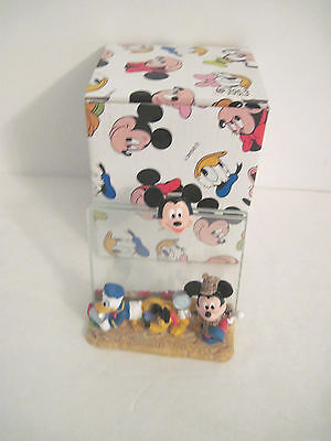 Disney Mickey Mouse & Friends Small Picture Frame- With Original Disney Box.